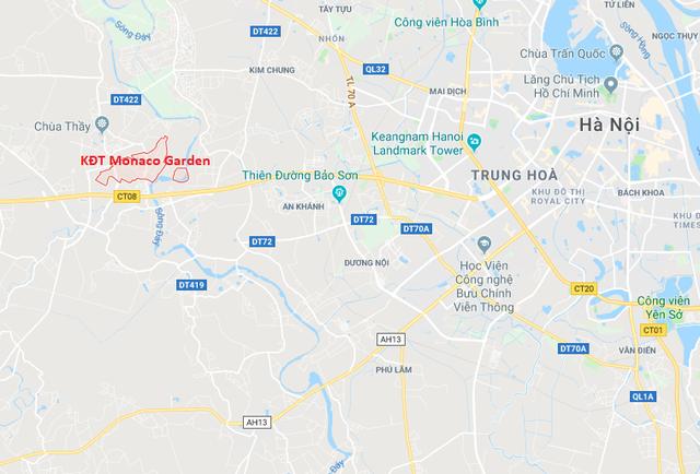 Hà Nội: 4 khu thành thị lớn có diện tích hơn 700ha bị chấm dứt làm việc - Ảnh 1.