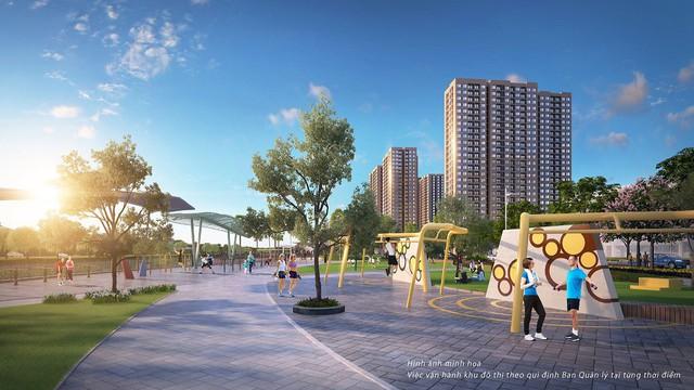 Vinhomes chính thức công bố đại đô thị có biển hồ nước mặn Thứ nhất ở Việt Nam - Ảnh 1.