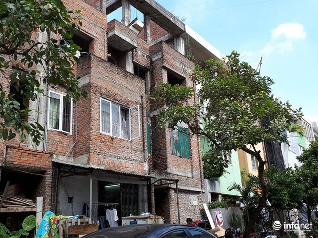 Những villa ổ chuột, cởi trần giá hàng chục tỷ giữa Thủ đô - Ảnh 7.