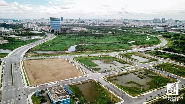 Toàn cảnh khu đất vàng Thủ Thiêm, dự tính xây quảng trường hơn 2.000 tỷ có tên Chủ tịch Hồ Chí Minh - Ảnh 6.