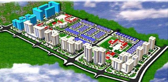 Tiết lộ chủ mới thay Lã Vọng ở khu thành thị mới Hoàng Văn Thụ - Ảnh 1.