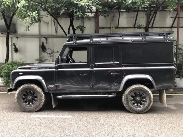 Hàng siêu hiếm Land Rover Defender 1948-2015 X-Spec Edition về tay đại gia Hải Phòng - Ảnh 2.