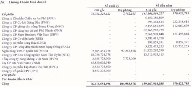 Hoạt động kinh doanh lõi giảm sút, Nhà Đà Nẵng (NDN) vẫn lãi lớn trong quý 3 nhờ đầu tư chứng khoán - Ảnh 1.