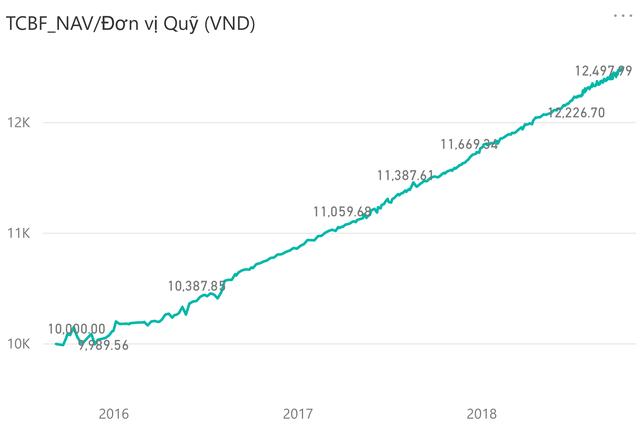 Bất chấp phân khúc chứng khoán rung lắc dữ dội, quỹ đầu tư chuyên về trái phiếu vẫn tăng trưởng tích cực - Ảnh 2.