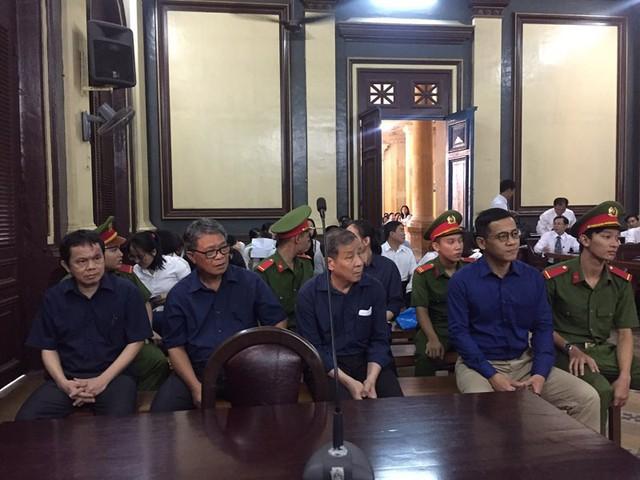 Nữ đại gia Hứa Thị Phấn tiếp tục vắng mặt ở tòa - Ảnh 1.