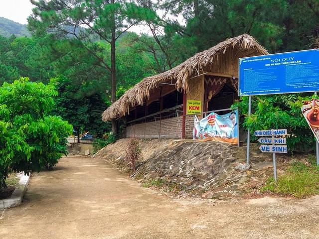 Bên trong khu sinh thái khủng ở Sóc Sơn chính quyền xem là nhà tạm - Ảnh 15.