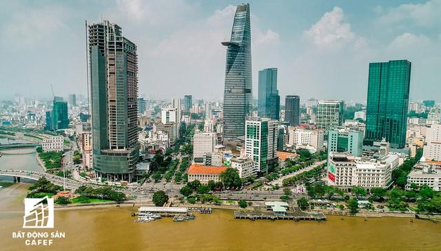 Các khu đất vàng dọc bờ sông Sài Gòn, địa phận quận 1 được quy hoạch như thế nào? - Ảnh 2.