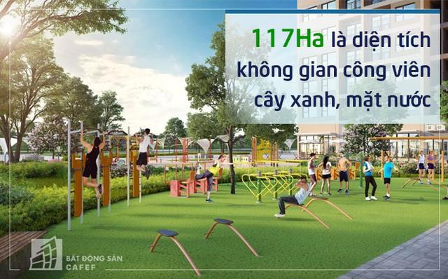 Lộ diện những hình ảnh đầu tiên, hình dung về một đại thành thị như ở Singapore tại VinCity Ocean Park như thế nào? - Ảnh 6.