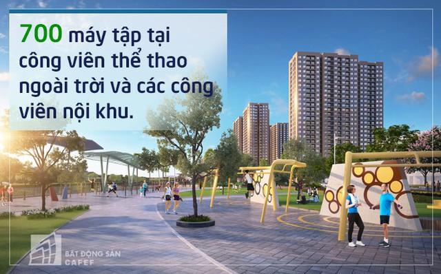 Lộ diện những hình ảnh đầu tiên, hình dung về một đại thành thị như ở Singapore tại VinCity Ocean Park như thế nào? - Ảnh 8.