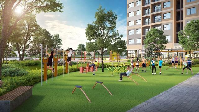Lộ diện những hình ảnh đầu tiên, hình dung về một đại thành thị như ở Singapore tại VinCity Ocean Park như thế nào? - Ảnh 9.
