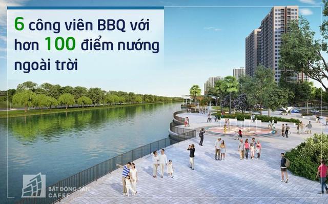 Lộ diện những hình ảnh đầu tiên, hình dung về một đại thành thị như ở Singapore tại VinCity Ocean Park như thế nào? - Ảnh 10.