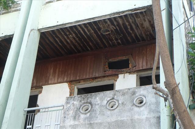Sân vận động Chi Lăng hoang tàn sau gần 8 năm bán cho doanh nghiệp - Ảnh 12.