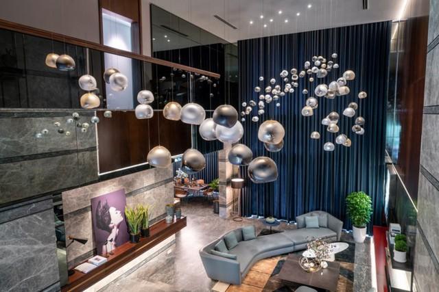 Choáng ngợp có độ xa xỉ của villa siêu sang ven đô Hà Nội - Ảnh 7.