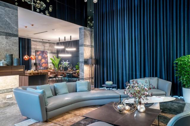 Choáng ngợp có độ xa xỉ của villa siêu sang ven đô Hà Nội - Ảnh 6.