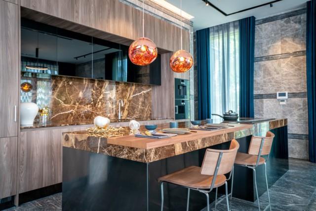 Choáng ngợp có độ xa xỉ của villa siêu sang ven đô Hà Nội - Ảnh 5.