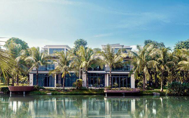 Choáng ngợp có độ xa xỉ của villa siêu sang ven đô Hà Nội - Ảnh 2.