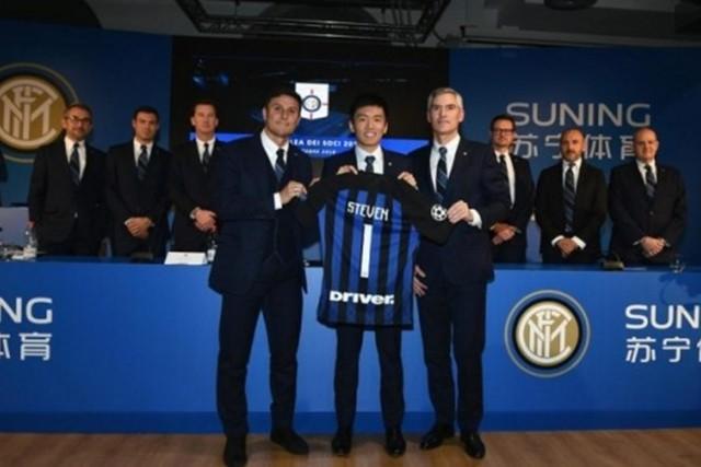 Cậu ấm của tỉ phú Trung Quốc được bổ nhiệm làm tân Chủ tịch của Inter Milan - Ảnh 1.