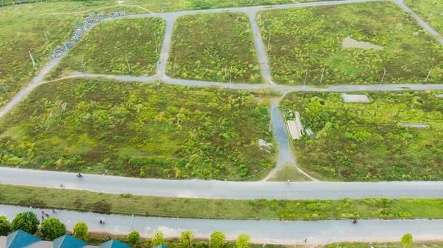 Toàn cảnh khu thành thị Kim Chung - Di Trạch vừa được điều chỉnh quy hoạch để giải cứu - Ảnh 3.