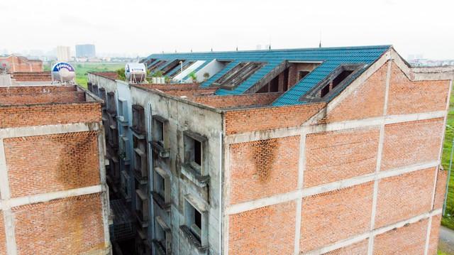 Toàn cảnh khu thành thị Kim Chung - Di Trạch vừa được điều chỉnh quy hoạch để giải cứu - Ảnh 6.
