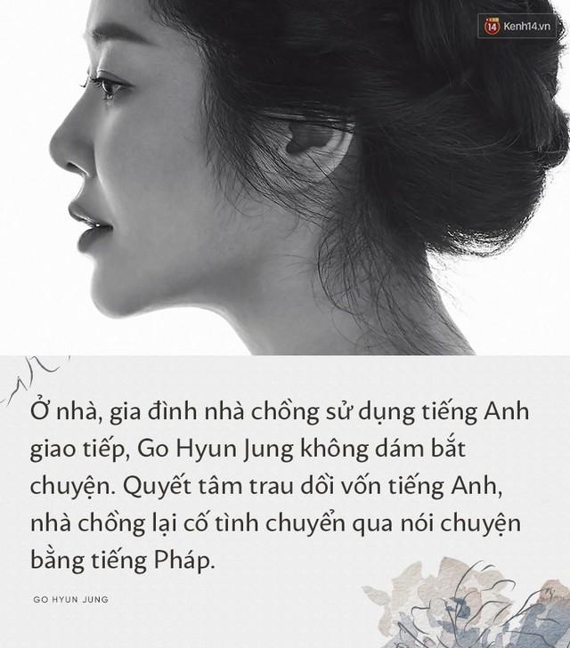 Bi kịch cô dâu đế chế Samsung Go Hyun Jung: 15 năm chịu đựng quy tắc ngầm, thành bà hoàng chỉ để 2 con được thấy mẹ - Ảnh 4.