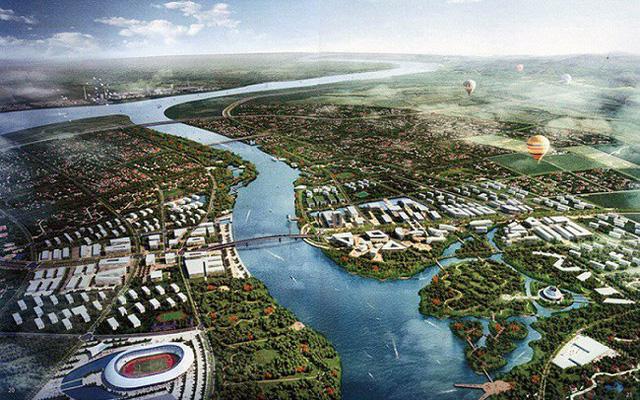 Đại gia BĐS nào sẽ là ông chủ siêu đô thị hơn 7.000ha với biển hồ rộng 800 ha tại Quảng Ninh? Đại gia BĐS nào sẽ là ông chủ siêu đô thị hơn 7.000ha với biển hồ rộng 800 ha tại Quảng Ninh?