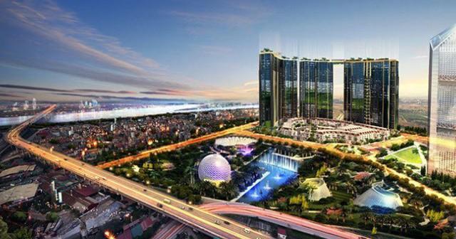 Sunshine Group chính thức đổ bộ Sài Gòn - Ảnh 1.