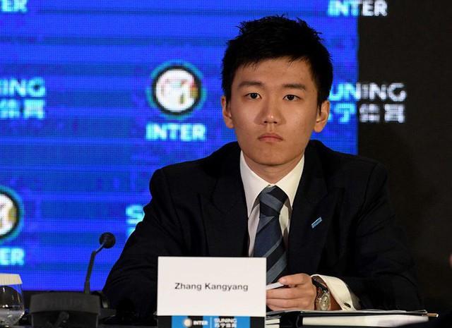Chân dung tân chủ tịch Inter Milan: 27 tuổi, con trai tỷ phú Trung Quốc, đẹp như tài tử - Ảnh 16.