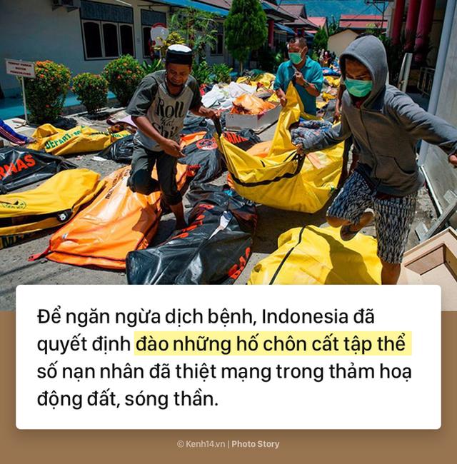 Toàn cảnh thảm hoạ kép động đất sóng thần đã tàn phá Indonesia những ngày vừa qua - Ảnh 2.