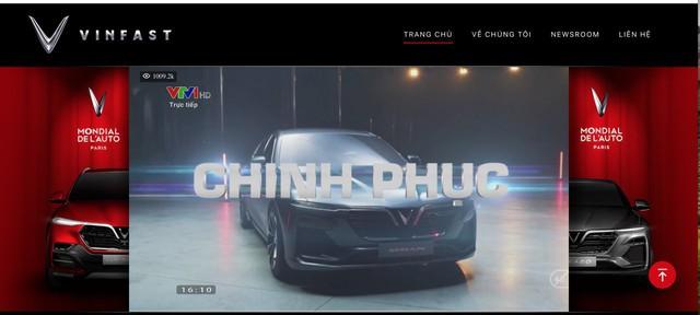 Màn ra mắt 2 xe hơi của VinFast: Đẳng cấp và thấm đẫm tinh thần tự hào dân tộc! - Ảnh 3.