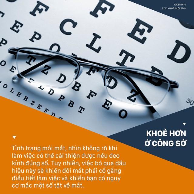 Duy trì 5 thói quen tuy nhỏ mà có võ này giúp dân văn phòng bảo vệ đôi mắt của mình tối ưu - Ảnh 3.
