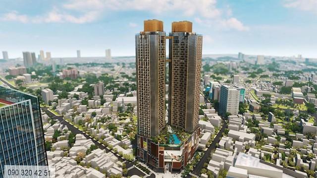 4 dự án căn hộ cao tầng hạng sang giá trên 7.000 USD/m2 sắp bung ra phân khúc TP.HCM - Ảnh 2.