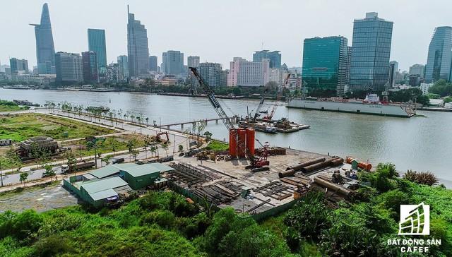 Cận cảnh khu đất vàng ở Thủ Thiêm, nơi chuẩn bị xây nhà hát giao hưởng 1.500 tỷ đồng - Ảnh 8.