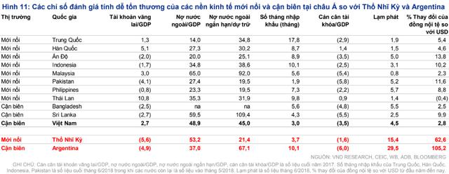 """VNDIRECT: """"Khủng hoảng tài chính ở một số phân khúc mới nổi khó tác động mạnh đến Việt Nam"""" - Ảnh 1."""