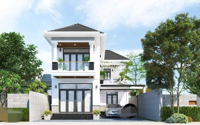 Tham khảo 10 mẫu villa tân tiến, giá thành thi công dưới 1,5 tỷ đồng - Ảnh 3.