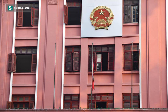 Lễ thượng cờ rủ quốc tang cố Tổng Bí thư Đỗ Mười - Ảnh 21.