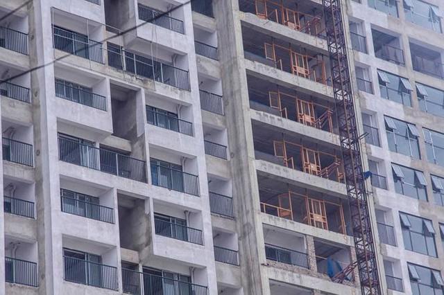 Cận cảnh tòa nhà nghìn tỷ cao thứ 3 Hà Nội bị ngân hàng siết nợ - Ảnh 8.