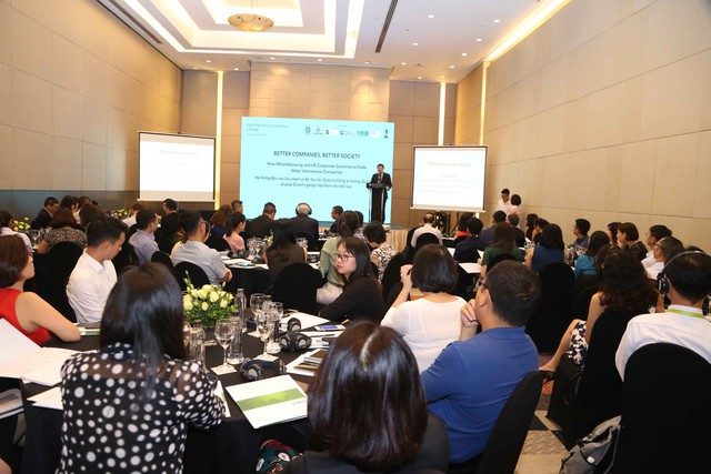 Đặc phái viên thương mại của Thủ tướng Anh: Cải thiện công tác quản trị doanh nghiệp sẽ có lại nhiều lợi ích hơn cho nền kinh tế Việt Nam - Ảnh 1.