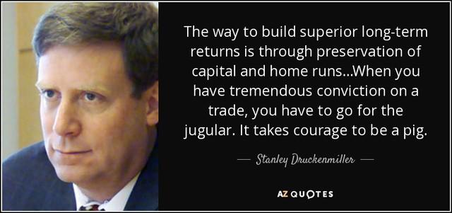 [Quy tắc đầu tư vàng] Stanley Druckenmiller: Cánh tay phải của Soros có kỳ tích không bao giờ lỗ trong suốt 30 năm - Ảnh 1.