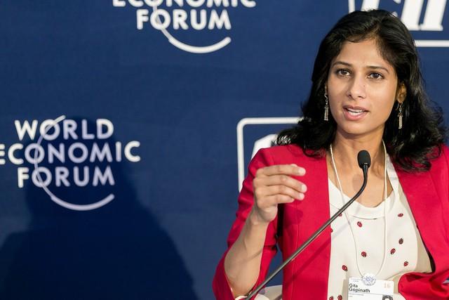 Chân dung nữ kinh tế trưởng xinh như hoa hậu của IMF - Ảnh 2.