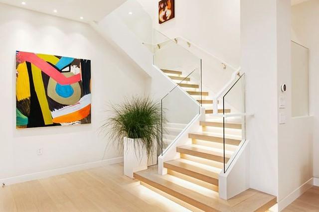 Sáng tạo thiết kế đèn LED khiến căn nhà thêm sang trọng - Ảnh 13.