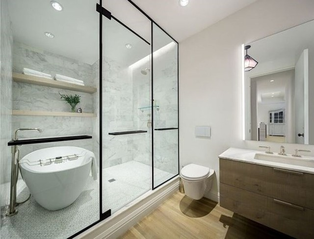 Sáng tạo thiết kế đèn LED khiến căn nhà thêm sang trọng - Ảnh 10.