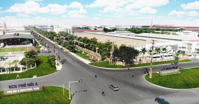 Hưởng lợi từ làn sóng đầu tư công nghiệp, đất nền Phố Nối (Hưng Yên) hút giới đầu tư địa ốc - Ảnh 1.