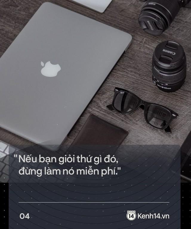 """Từ phía sau câu chuyện của hai """"ông lớn"""" nhà Apple: Tuổi trẻ phải làm việc vì đam mê, vì tiền hay… vì cái gì bây giờ nhỉ? - Ảnh 6."""