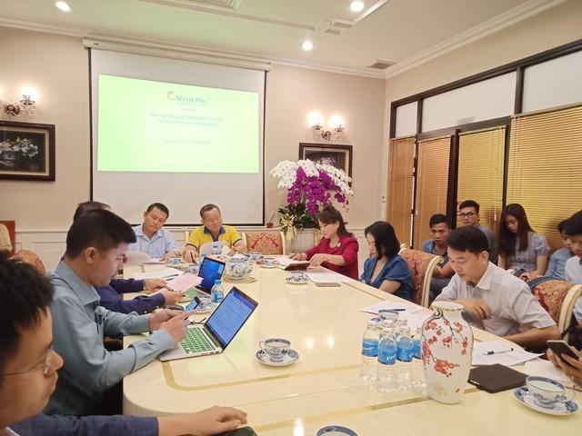 ĐHCĐ Minh Phú: Phát hành cho cổ đông ngoại, đầu tư nhà máy tôm tẩm bột - Ảnh 1.