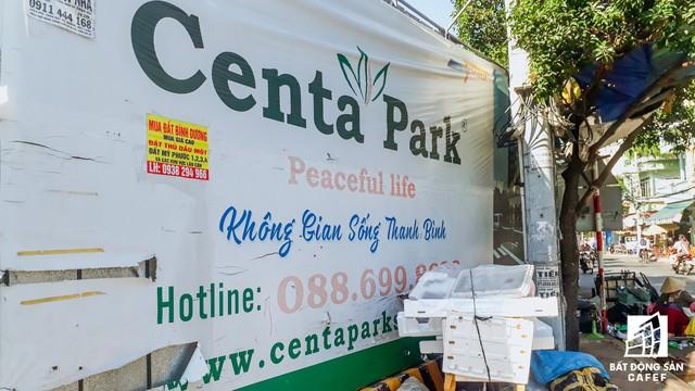 Cận cảnh dự án Centa Park: Sau mở bán là trùm mền suốt hơn một năm  - Ảnh 2.