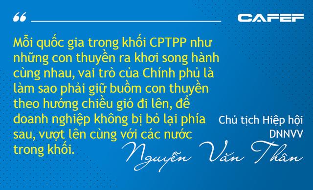 Mừng - lo Hiệp định CPTPP dưới góc nhìn từ Nhà nước, Chính phủ đến doanh nghiệp - Ảnh 7.