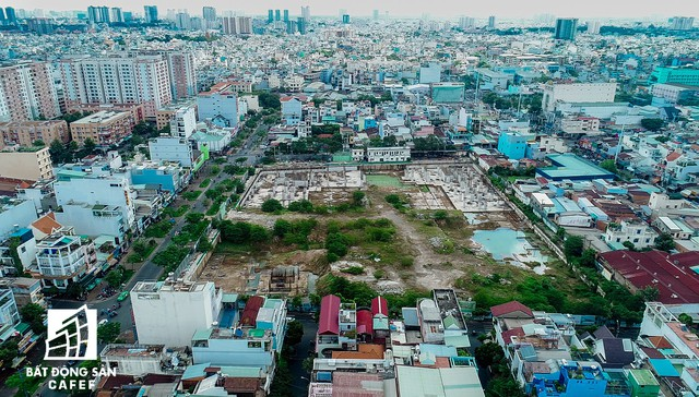 Cận cảnh dự án Centa Park: Sau mở bán là trùm mền suốt hơn một năm  - Ảnh 5.