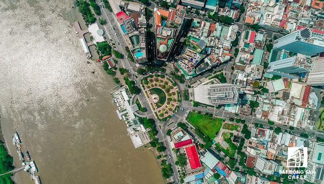 [Video] Toàn cảnh khu đất vàng 2 – 4 – 6 Hai Bà Trưng: Từ dự án địa ốc khách sạn 6 sao đến Sài Gòn Mê Linh Tower, nhưng vẫn là khu đất trống - Ảnh 3.