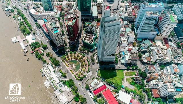 [Video] Toàn cảnh khu đất vàng 2 – 4 – 6 Hai Bà Trưng: Từ dự án địa ốc khách sạn 6 sao đến Sài Gòn Mê Linh Tower, nhưng vẫn là khu đất trống - Ảnh 5.