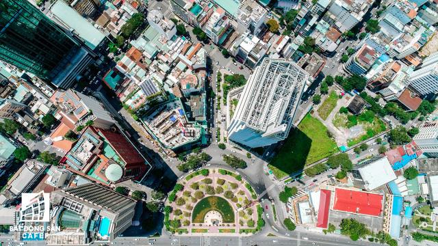 [Video] Toàn cảnh khu đất vàng 2 – 4 – 6 Hai Bà Trưng: Từ dự án địa ốc khách sạn 6 sao đến Sài Gòn Mê Linh Tower, nhưng vẫn là khu đất trống - Ảnh 6.